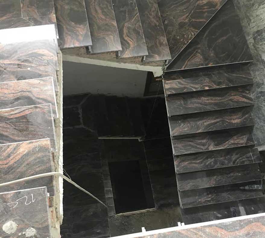 Đá hoa cương cầu thang 5